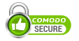 Comodo Trusted Merchant WebSite Seal