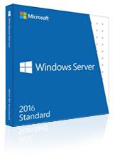 windows standard 2016 for servers