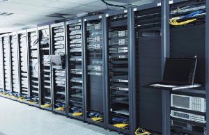Dedicated web servers in data-center Web Hosting Industry